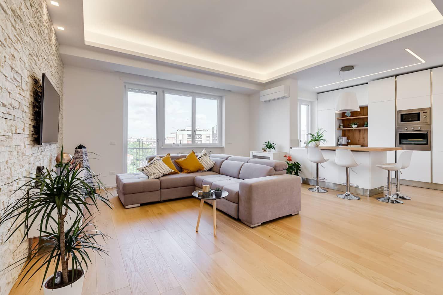 Don bosco minimal design ef_archidesign soggiorno moderno ...