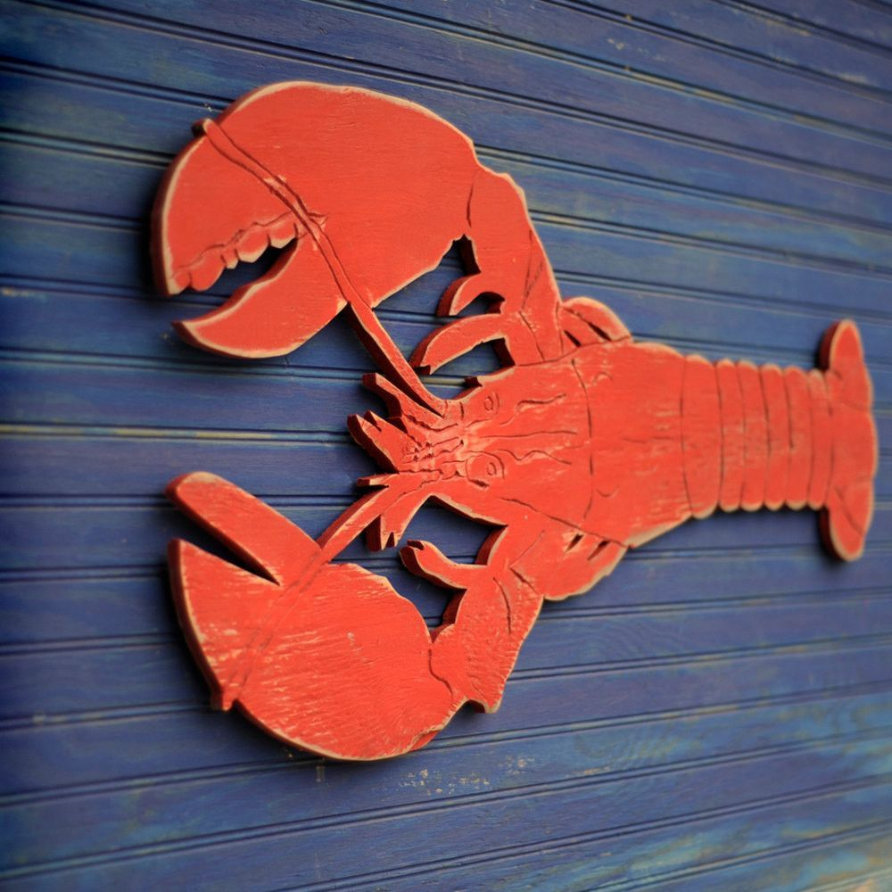 Giant lobster products