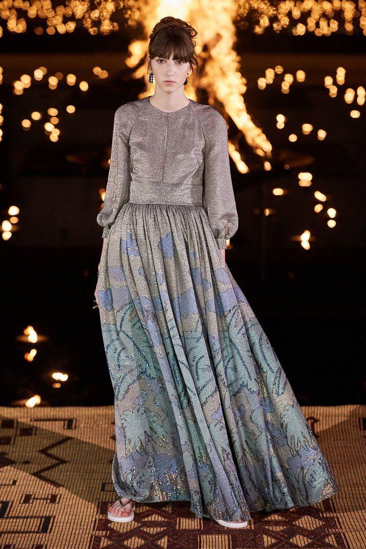 Круизная коллекция Christian Dior Resort 2020 | Модные ...