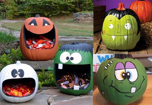 Terrorficas manualidades de Halloween para nios Buscar