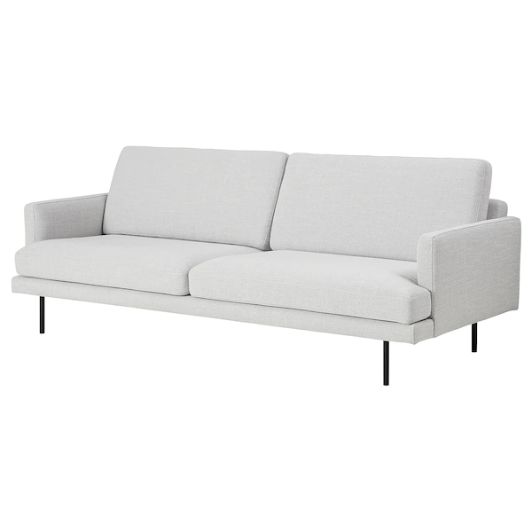 Klintorp 3 Seters Sofa Offwhite I 2020 Lenestol Ikea Lenestol