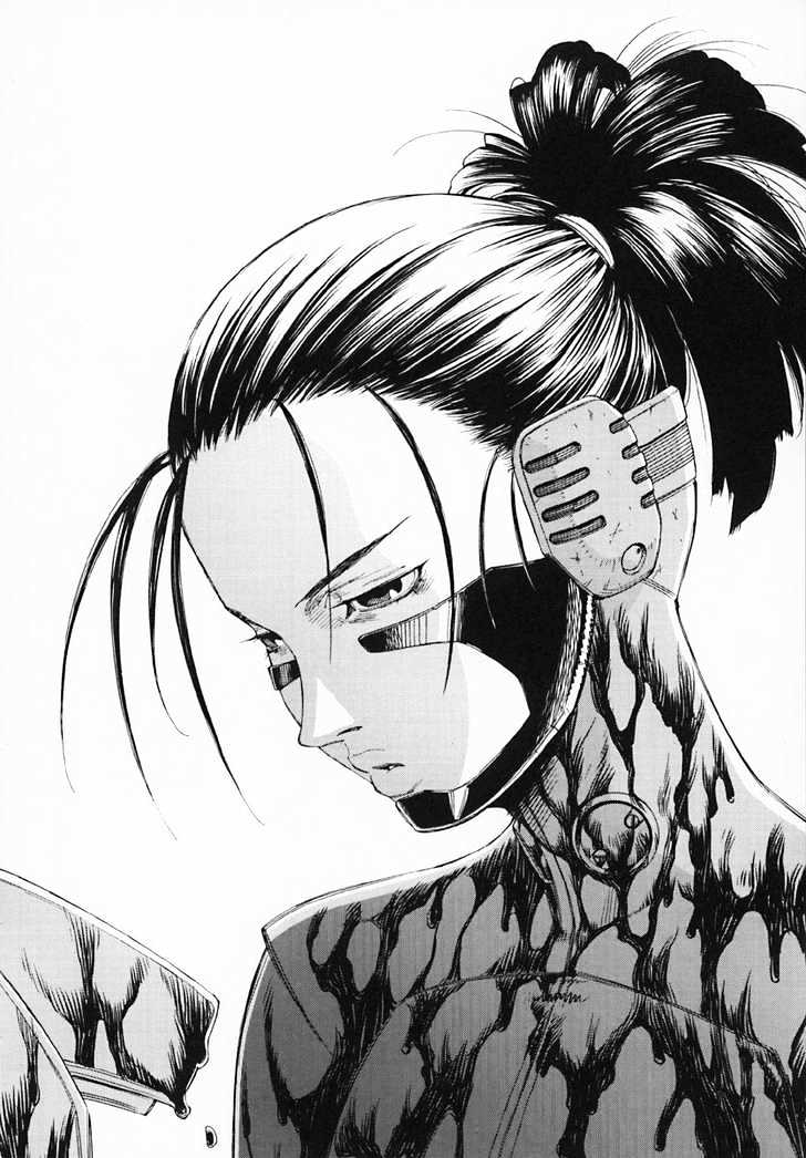 Battle Angel Alita Last Order Vol 6 Chapter 37 Who Are You Page 11 Manganelo Com Battle Angel Alita Alita Battle Angel Manga Manga Anime