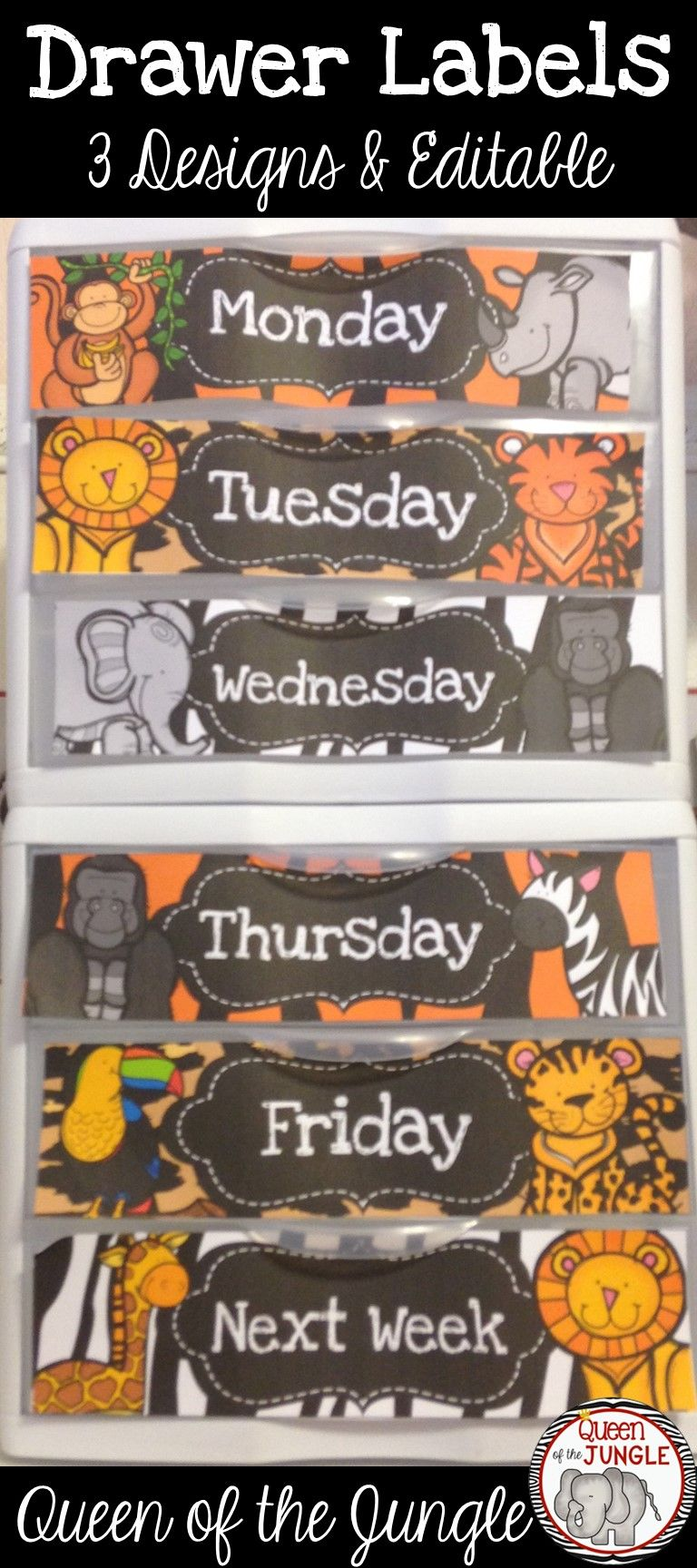 drawer labels editable pinterest drawer labels and classroom