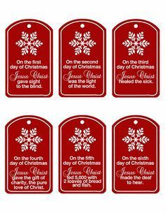 12 days of christmas gift ideas for neighbors