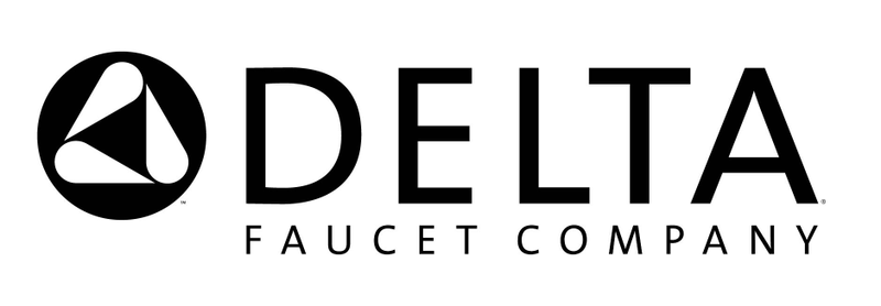 Delta Faucet Company Delta Is A Wholly Owned Subsidiary Of Masco Corporation One Of The World S Leading Manufacturers Of Delta Faucets Plumbing Logo Faucet