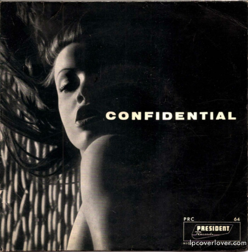 "Bubber Johnson  ""Confidential""  President Records EP  (France) 1964"