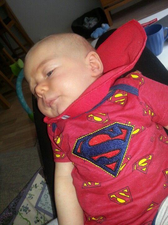 Superman 11 weeks