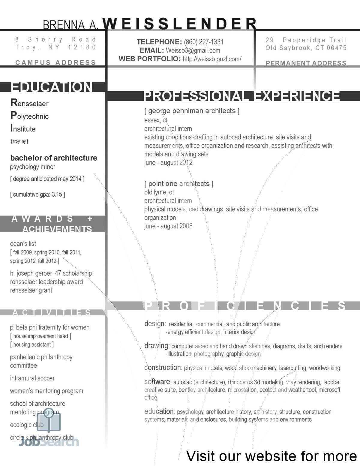 resume example applying job in 2020 Resume writing tips