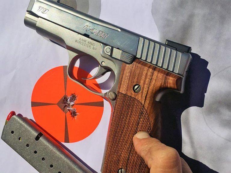 Kahr t9 elite review unique from the inside out guns