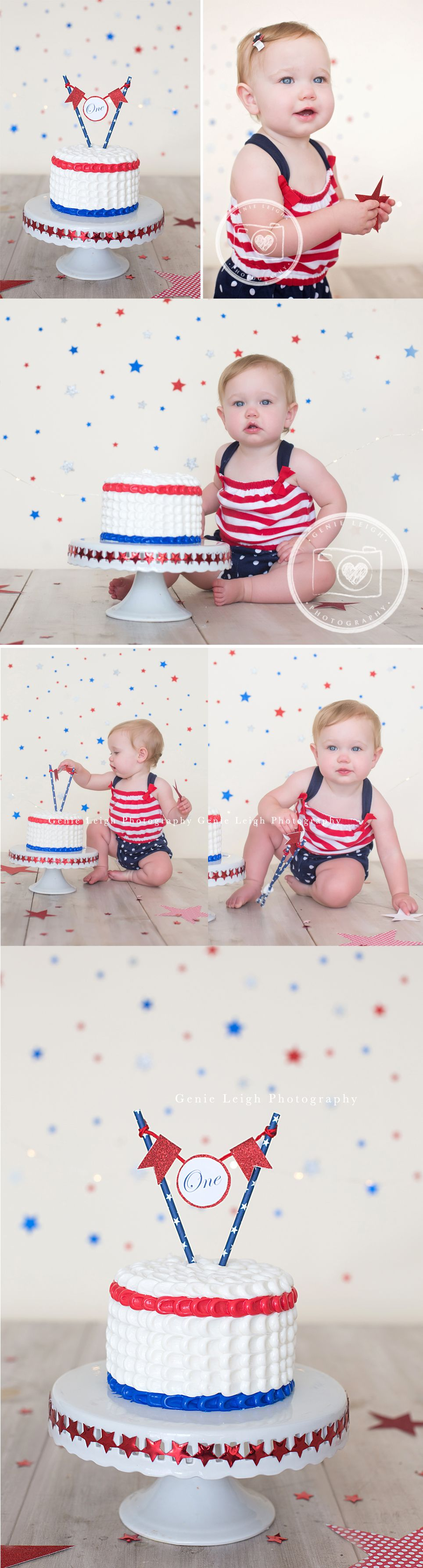 Incredible 4Th Of July Birthday Cake Smash With Images Birthday Cake Funny Birthday Cards Online Inifofree Goldxyz