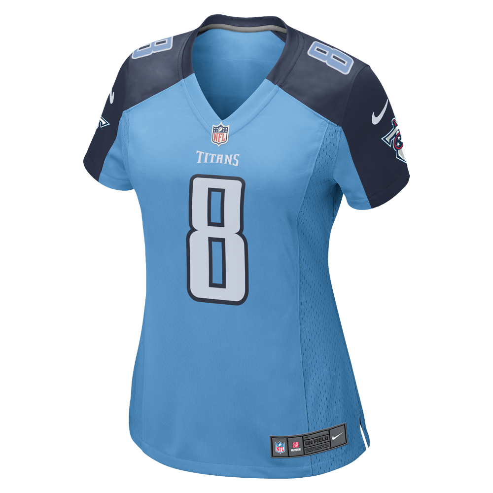 ba397883 NFL Tennessee Titans (Marcus Mariota) Women's Football Home Game ...