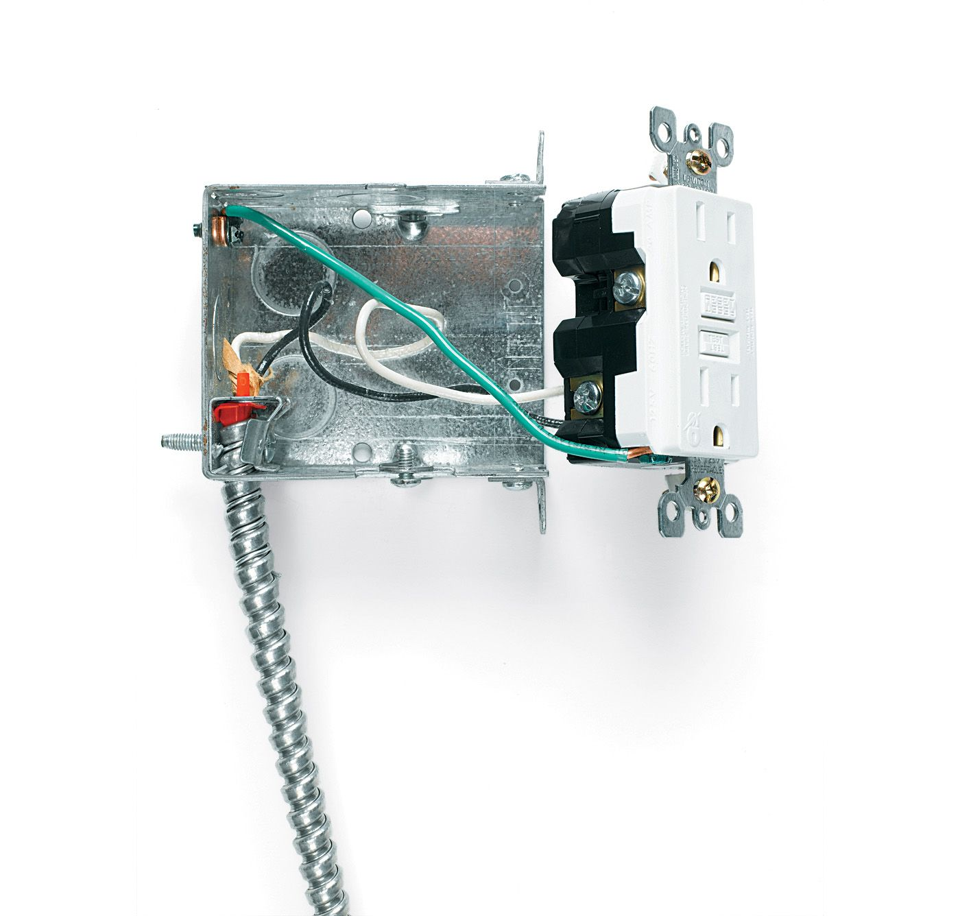 Replacing TwoProng Receptacles House wiring, House and