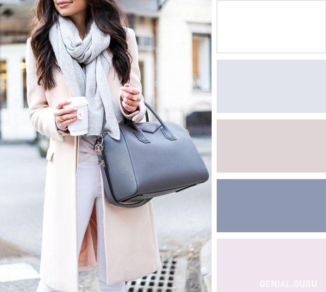 10 Clásicas combinaciones de colores para crear un look