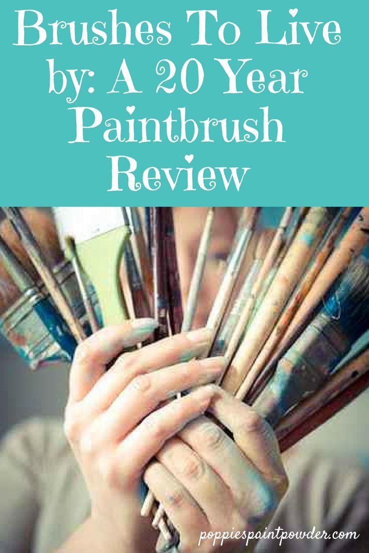 I have put together for you all a quick review of the brushes I have used the most over my 20  year furniture painting career, because the question �what brush should I use�  comes up so often. I will start with what I used the most frequently over the ye