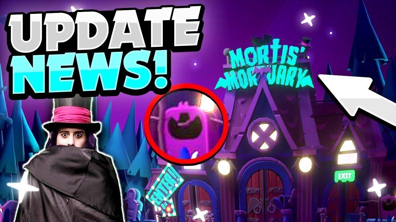 New Update News Brawl Talk Soon New Mortis Mortuary Theme More Brawl Stars In 2020 Brawl Lol League Of Legends News Update