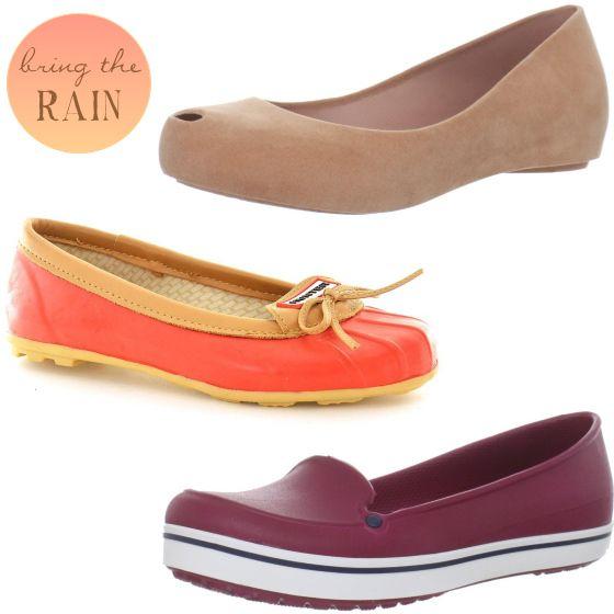 e2ec62f2e waterproof flats   Things I Like   Flats, Shoes, Fashion