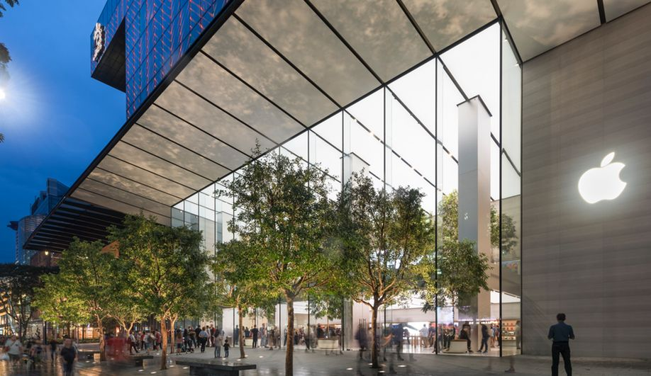 How Foster+Partners Elevated Apple Store Design Apple