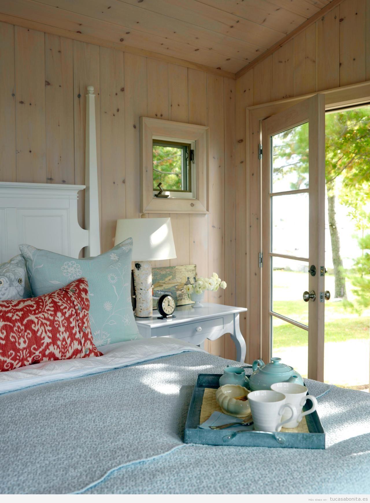 Ideas Decorar Dormitorio Matrimonio Distintos Estilos 10 Ideas - Decorar-un-dormitorio-de-matrimonio