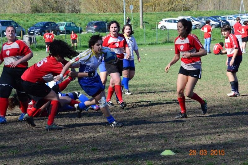 NPR RUGBY - Esordio per la femminile e tanto alro per il rugby Lucca