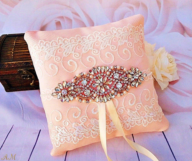16+ Rustic wedding rings cushion ideas