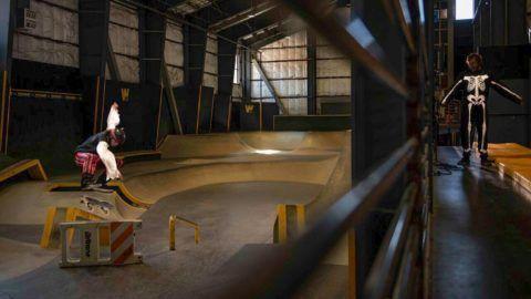 Woodward Tahoe- The Haunted Bunker Skate videos