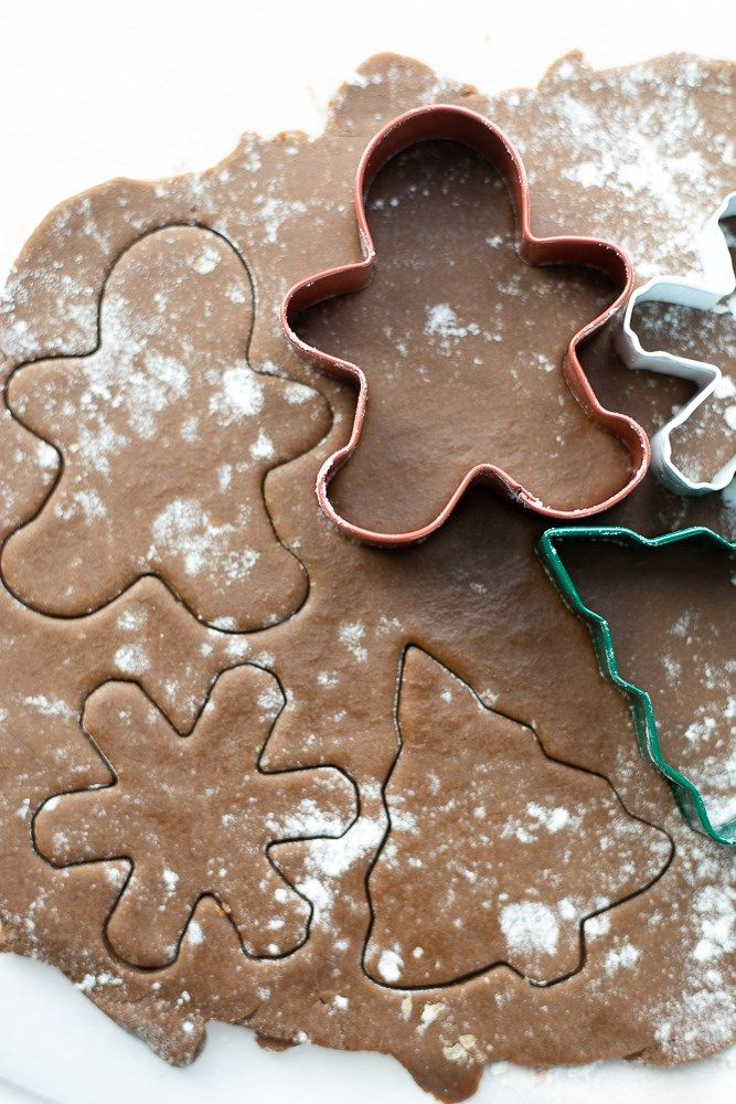 Best Soft and Chewy Gingerbread Cookies - | 3 Scoops of Sugar