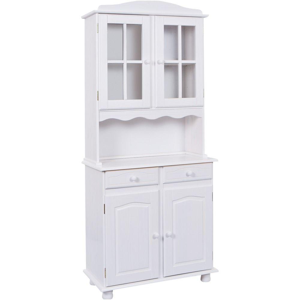 vaisselier blanc pas cher 11 Aimable Vaisselier Blanc Pas Cher