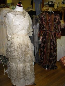Anntie M S Attic Home Vintage Outfits Victorian Dress Flapper Dress