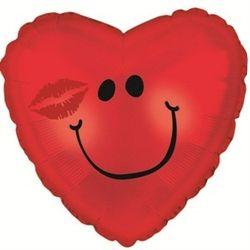 Send en ballon med helium. Et godt alternativ blomster og kort . Vi puster op, pakker og sender den direkte for dig. http://www.ctiparty.dk/shop/send-en-smiley-2772p.html