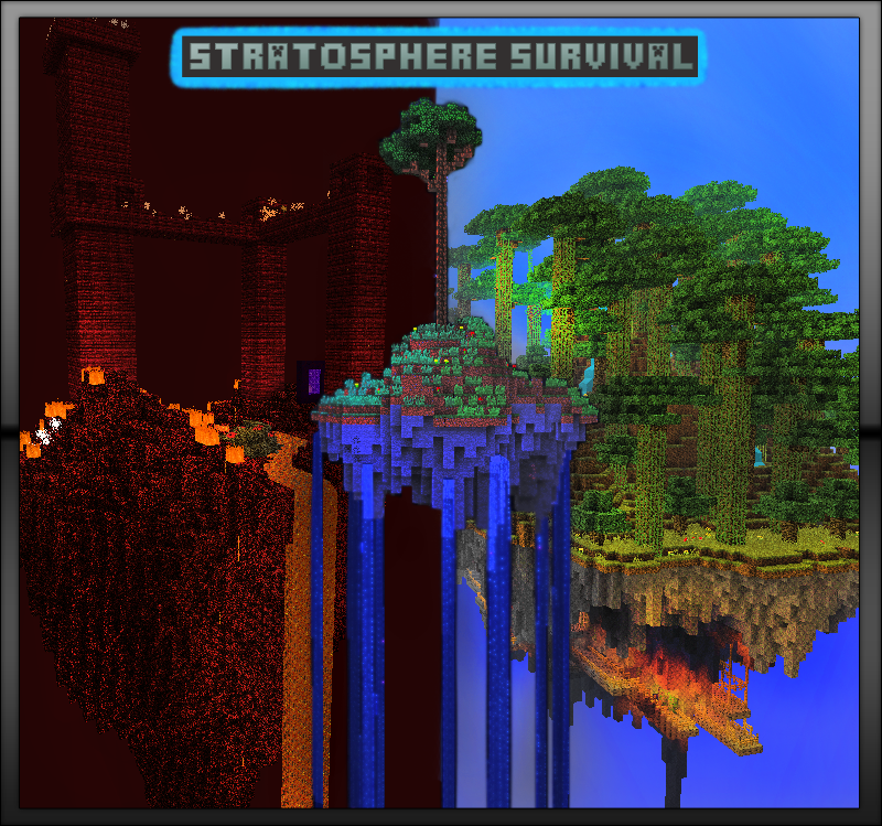 Stratosphere survival island based minecraft adventure survival stratosphere survival island based minecraft adventure survival map download gumiabroncs Choice Image