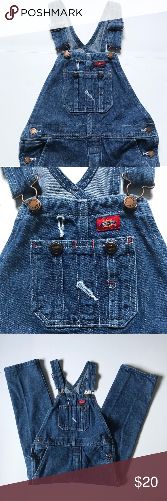 dickies boys overalls overalls dickies fashion on dickies coveralls id=15113