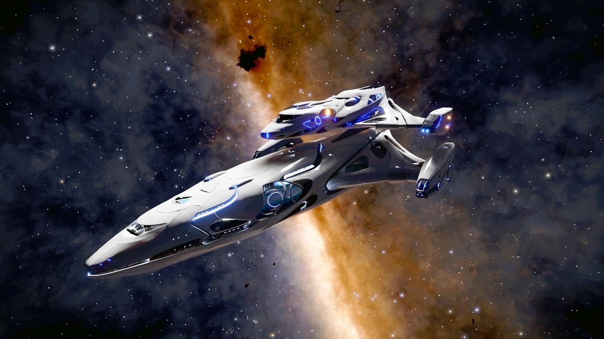 Imperial Ships In Elite Dangerous Star Citizen Elite Dangerous Ships Mmo