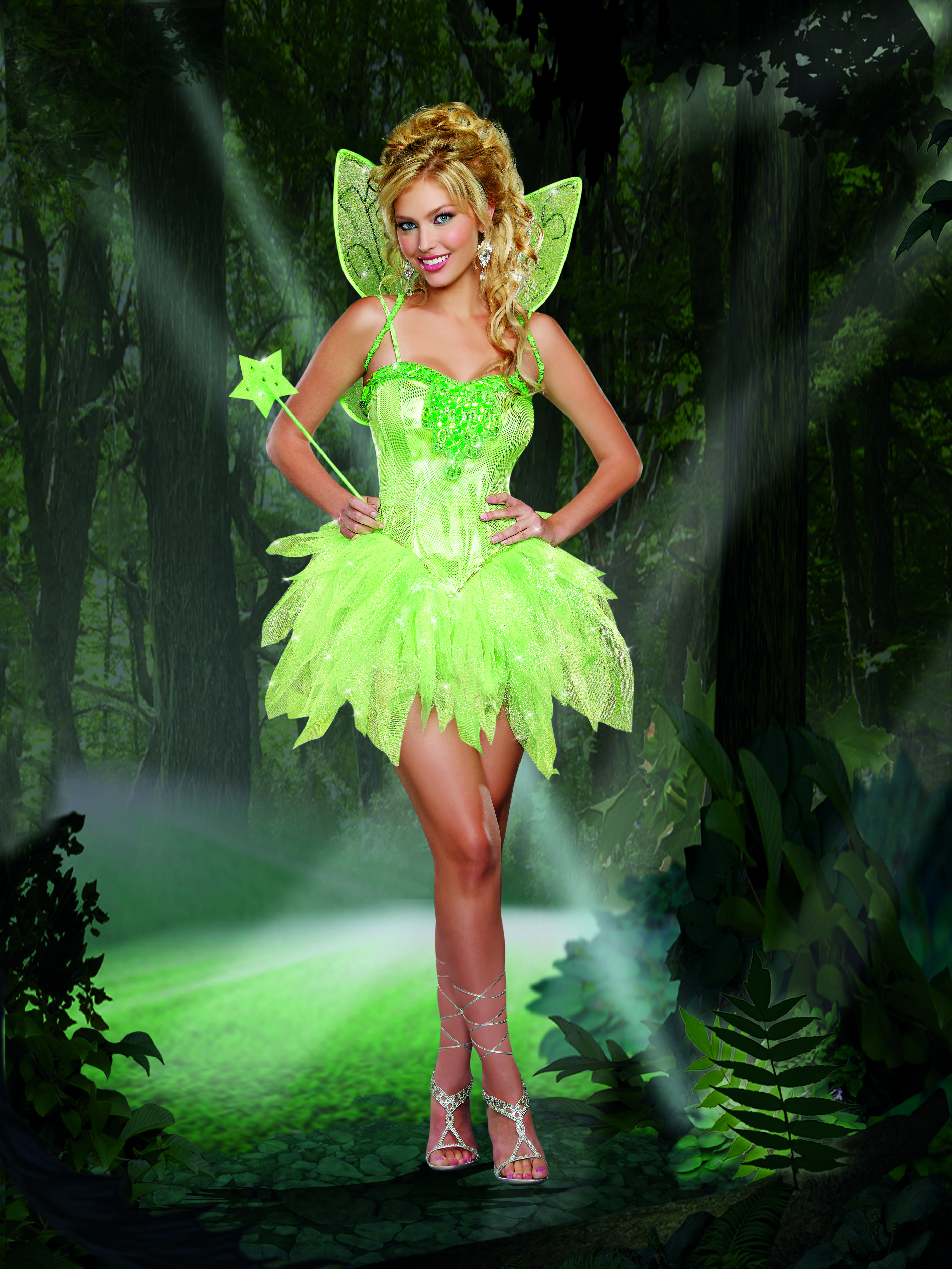 c17f17ae40b Fairy-Licious. Style 9452. S, M, L, XL | Once Upon a Time ...