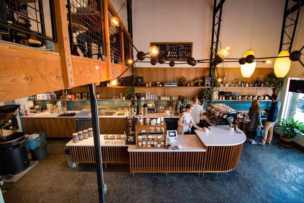 The Best Cozy Cafes In Portland With Images Cozy Cafe Cool Cafe
