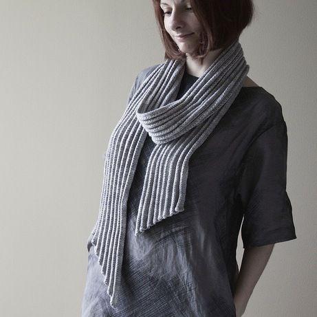 NobleKnits.com - Olgajazzy Issey Scarf Knitting Pattern, $6.95 (http://www.nobleknits.com/olgajazzy-issey-scarf-knitting-pattern/)