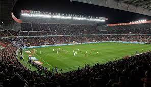 Santuarios del deporte. El Molinón  el estadio más antiguo en activo de  España Estadio del REAL SPORTING DE GIJON 4dd27967545ce