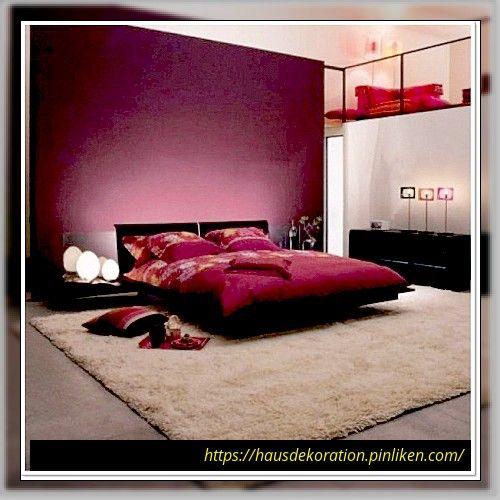 35 Inspirierende lila SchlafzimmerDesignIdeen 35