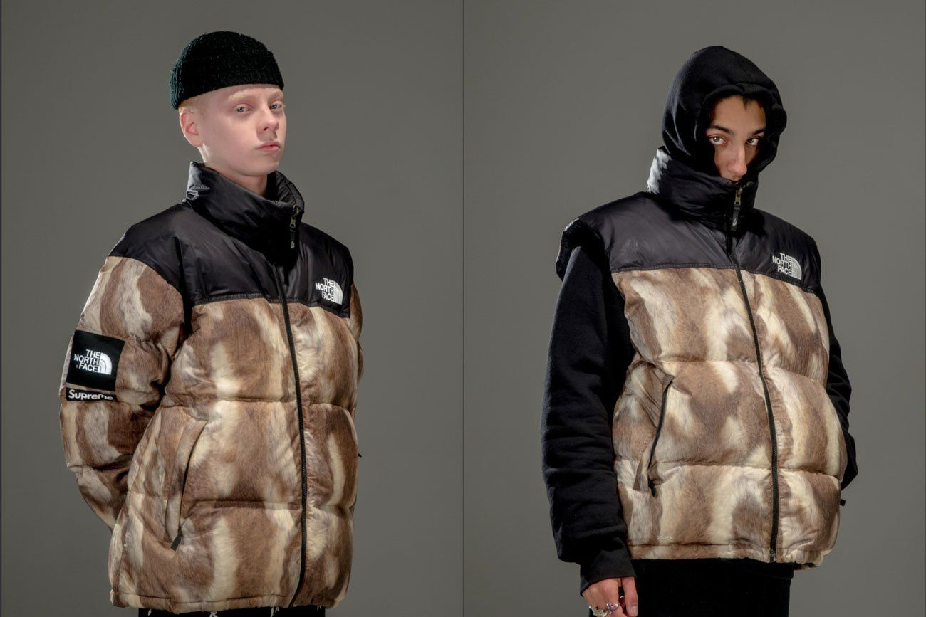 0f4c62f5d6 Gully Guy Leo Flaunts Supreme x The North Face Jackets Throughout ...