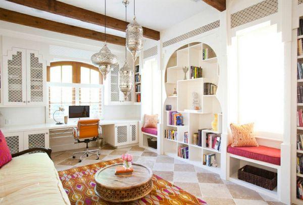 Décoration marocaine - un style somptueux et coloré Moroccan