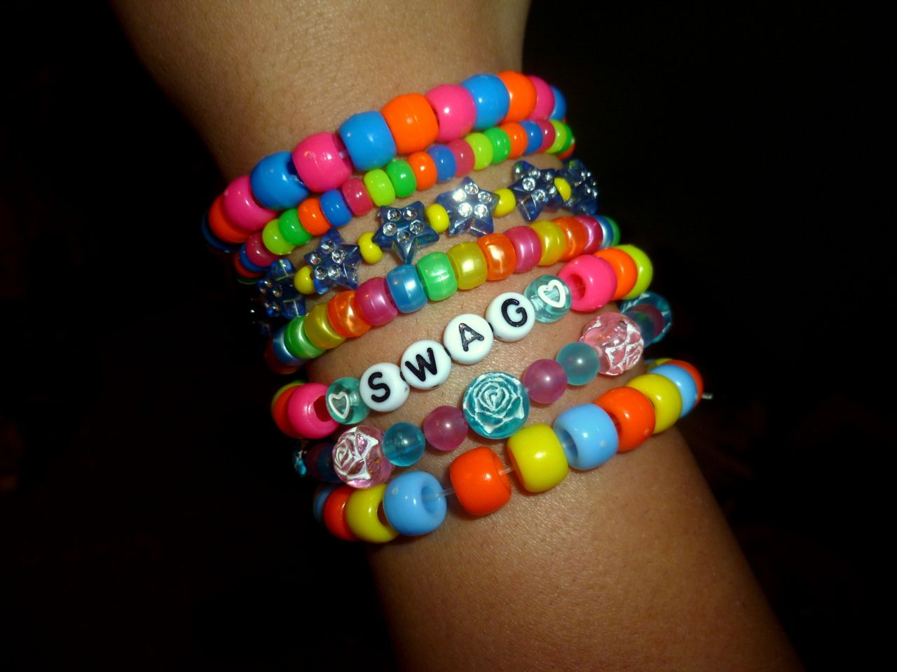 best 25 pony bead bracelets ideas on pinterest my