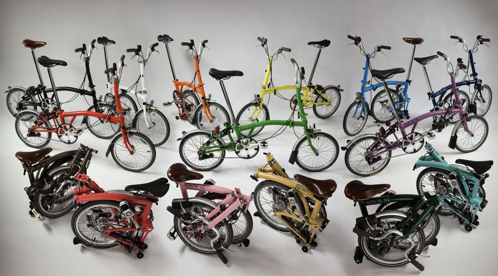 Bicycle Furniture Brompton B Spoke Folding Bike Your 2013 Model Spec Custom