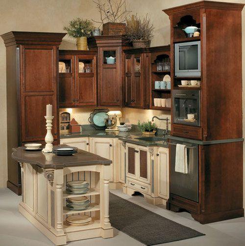 kitchen cabinets idea Great Kitchens Pinterest Cabinet ideas