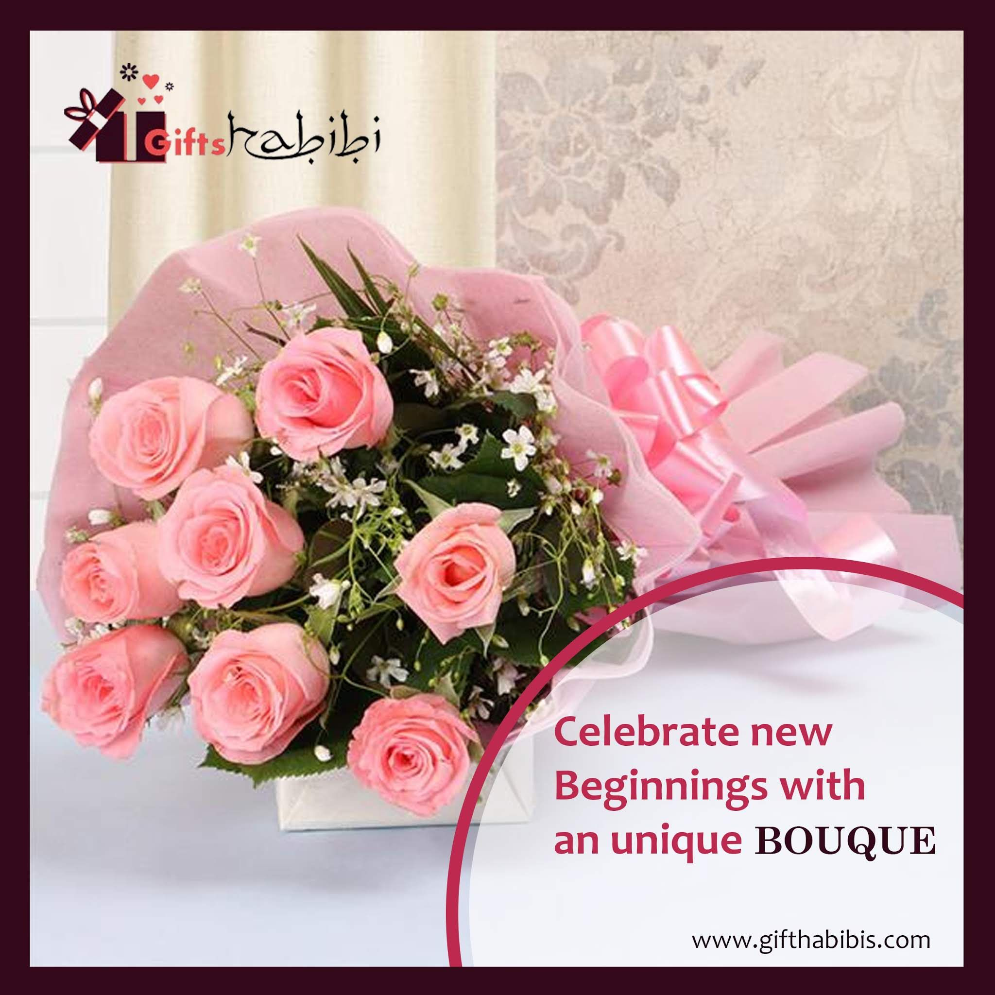 Send Your Love Via Beautiful Roses Bouquet Delivery In 2020 Online Flower Delivery Flower Delivery Best Flower Delivery