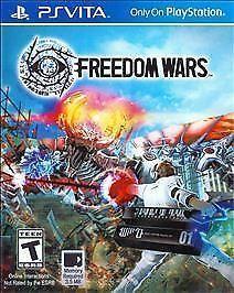 Freedom Wars Ps Vita Ps Vita Games Ps Vita Video Games