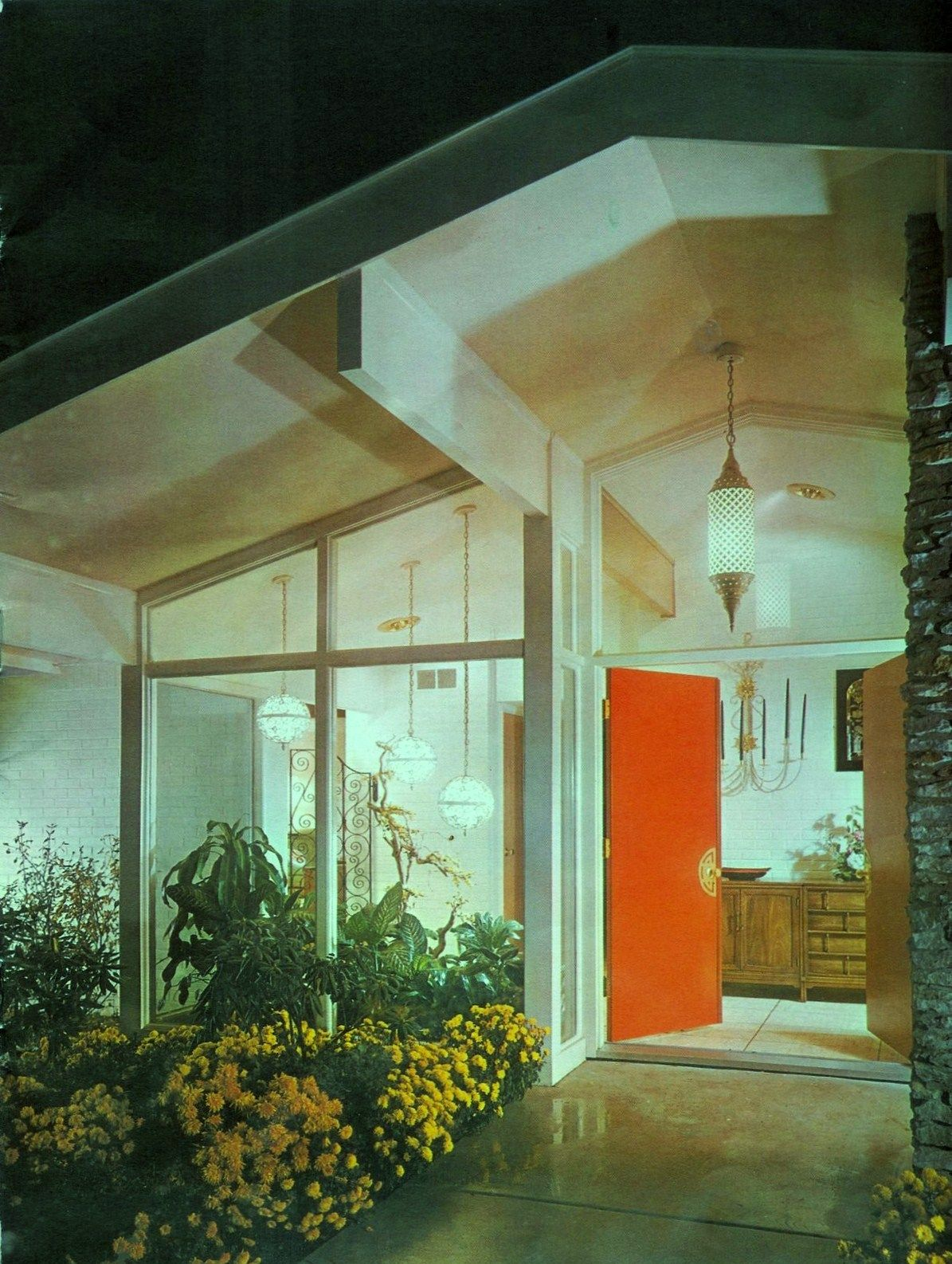 Scholz Home, 1960 More
