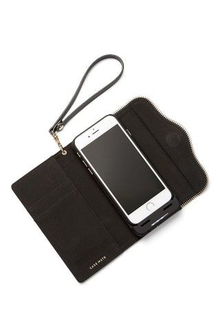 We love that we can charge our phone in style thanks to Rebecca Minkoff.