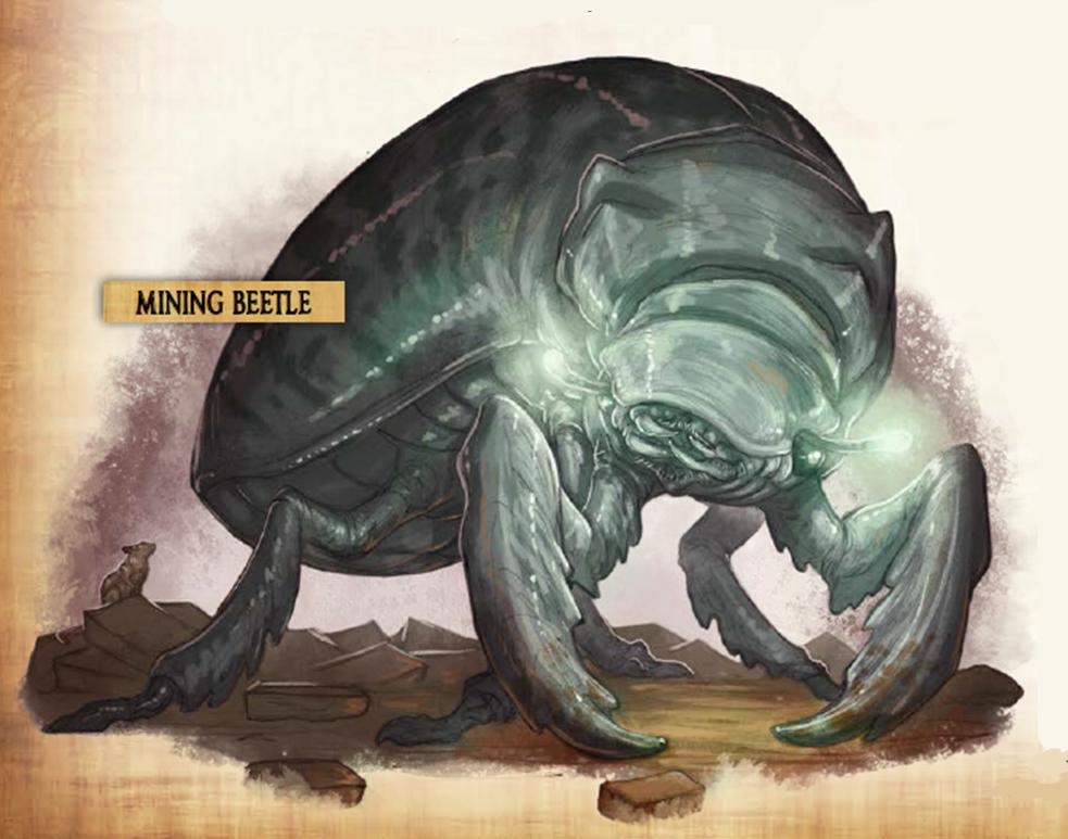 mining beetle | fantasy stuff | Fictional characters, Character, Zelda