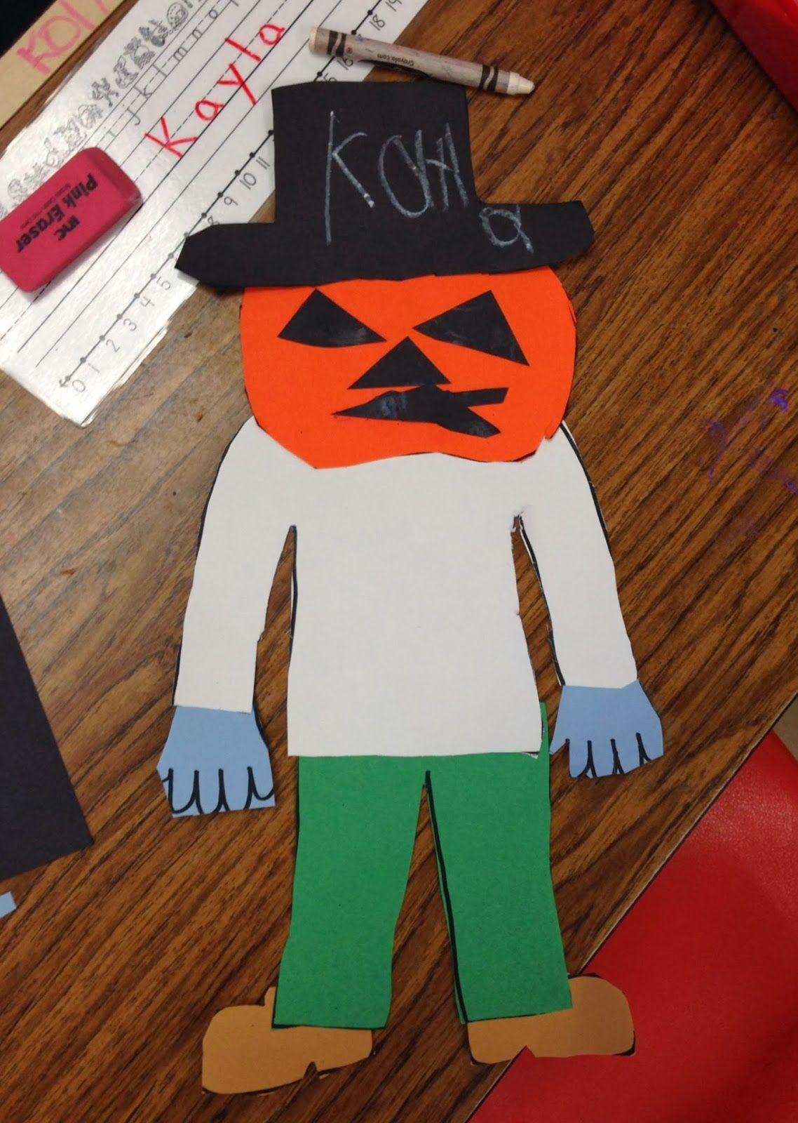 Scarecrows Week 2