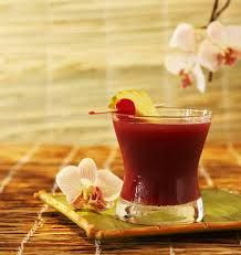 Blackberry And Pinapple Create The Chi – Chi Cocktail #Drinks #Berry