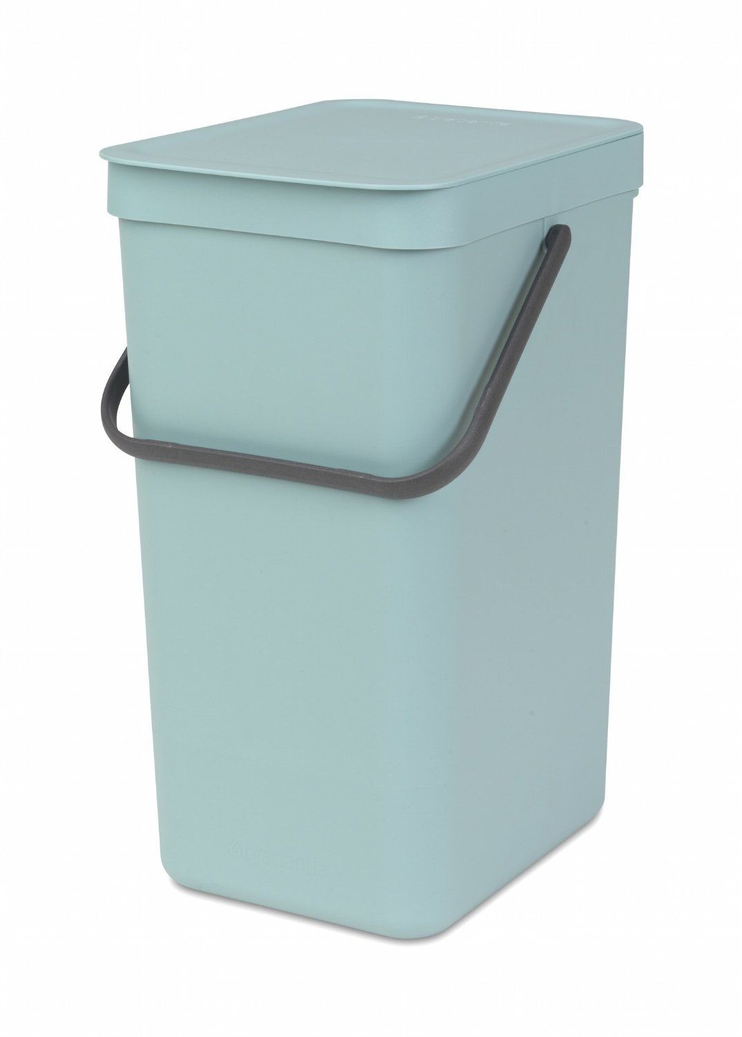 Brabantia Sort & Go Wall Mounted Kitchen Waste Bin Storage Dustbin ...